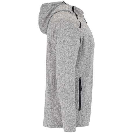 chaqueta personalizada blanco vigoré lado