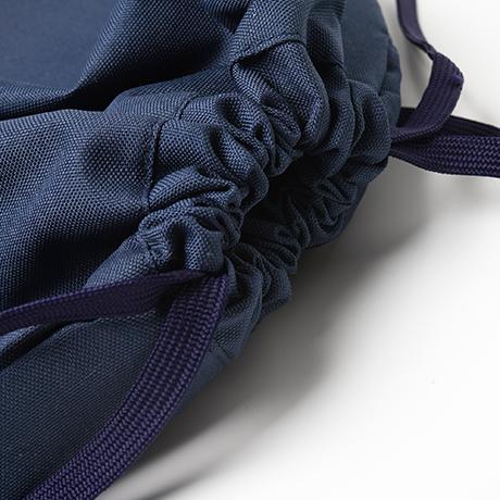 bolsa mochila  publicitaria azul marino