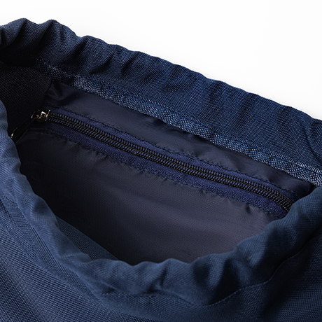 bolsa mochila  personalizada azul marino